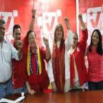 Candidatos para la Asmblea de Aragua