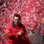 Chávez Cumpleaños