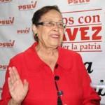 Candidata Maria Leon