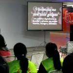 """""""Lo que se busca es incrementar la cultura de la denuncia"""", recalcó la activista Anahí Arizmendi"""