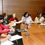 Los miembros que integran esta área parlamentaria reafirmaron su compromiso con la defensa de la Patria y de los derechos de los niños, niñas y adolescentes