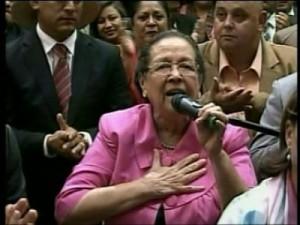 Diputada María León (Psuv)