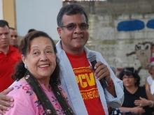 María León y Douglas Gómez
